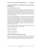 Giáo trình quản lý mạng - Phần 4 Quản trị mạng Windowns 2000 - Chương 8