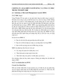 Giáo trình quản lý mạng - Phần 4 Quản trị mạng Windowns 2000 - Chương 4