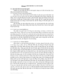 Bài giảng Môi trường và con người - Chương 2
