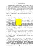 Môi trường và con người - Chương 6