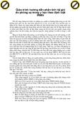 Giáo trình hướng dẫn phân tích hệ ghi đo phóng xạ trong y học theo định luật IRMA p1