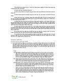 Giáo trình ứng dụng phân tích quy trình báo cáo kiểm toán thông tin tài chính hợp nhất p10