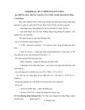 Bài giảng chế biến khí :  QUÁ TRÌNH HALOGEN HÓA part 1