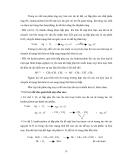 Bài giảng chế biến khí :  QUÁ TRÌNH OXY HÓA part 7
