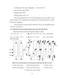 Bài giảng chế biến khí :  QUÁ TRÌNH OXY HÓA part 8