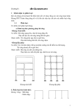 Kết cấu bê tông cốt thép : KẾT CẤU KHUNG BÊ TÔNG CỐT THÉP part 1