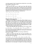 GIÁO TRÌNH TỔNG HỢP HỮU CƠ – HÓA DẦU part 3