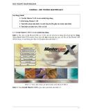 Bài giảng MasterCam X part 1
