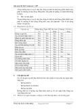 Sổ tay Vận hành và Bảo dưỡng : Nhà máy Chế biến Condensate - CPP part 3