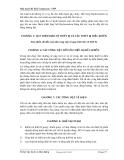 Sổ tay Vận hành và Bảo dưỡng : Nhà máy Chế biến Condensate - CPP part 7