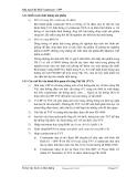Sổ tay Vận hành và Bảo dưỡng : Nhà máy Chế biến Condensate - CPP part 10