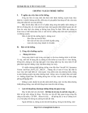 Kỹ thuật lắp ráp và bảo trì máy vi tính - Chương 6