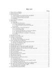 Xây dựng bản đồ số hoá với MapInfo 6.0 - Chương 1