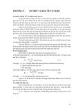 Vật liệu kỹ thuật - Phần 1 Cơ sửo vật liệu học - Chương 5