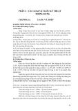 Vật liệu kỹ thuật - Phần 2 Các loại vật liệu kỹ thuật thông dụng - Chương 6