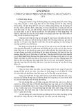 Xây dựng đường ô tô F1 - Chương 9