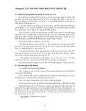 Sai số trong hóa học phân tích - Chương 4