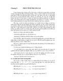 Sai số trong hóa học phân tích - Chương 5