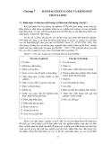 Sai số trong hóa học phân tích - Chương 7
