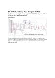 Thực hành vi điều khiển AVR - Bài 2
