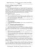 Thực hành xây dựng cơ sở dữ liệu quan hệ bằng Access - Bài 1