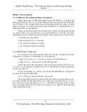 Thực hành xây dựng cơ sở dữ liệu quan hệ bằng Access - Bài 3
