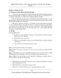 Thực hành xây dựng cơ sở dữ liệu quan hệ bằng Access - Bài 4