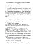 Thực hành xây dựng cơ sở dữ liệu quan hệ bằng Access - Bài 5