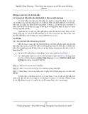 Thực hành xây dựng cơ sở dữ liệu quan hệ bằng Access - Bài 6