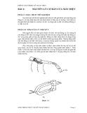 Thí nghiệm lỹ thuật điện - Bài 1