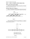 Thí nghiệm lỹ thuật điện - Bài 5
