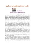 Thời tiết và khí hậu - Phần 5 Hoạt động con người - Chương 13