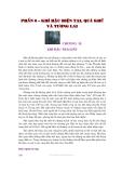 Thời tiết và khí hậu - Phần 6 Khí hậu hiện, quá khứ và tương lai - Chương 15