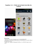 Equalizer v2.1 - Chỉnh sửa âm thanh toàn diện cho Android