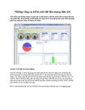 Những công cụ kiểm soát dữ liệu mạng hữu ích