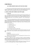 Giáo trình CÔNG NGHỆ CHẾ BIẾN THỰC PHẨM ĐÓNG HỘP - Chương 2