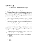 Giáo trình CÔNG NGHỆ CHẾ BIẾN THỰC PHẨM ĐÓNG HỘP - Chương 8