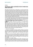 Giáo trình học Quản trị ngân hàng - Chương 2
