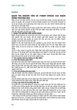 Giáo trình học Quản trị ngân hàng - Chương 5