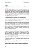 Bài giảng Giáo trình Quản trị ngân hàng - Chương 7