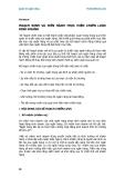 Bài giảng Giáo trình Quản trị ngân hàng - Chương 8
