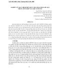 """Báo cáo nghiên cứu khoa học: """"  NGHIÊN CỨU QUÁ TRÌNH PHÂN HUỶ CHẤT HOẠT ĐỘNG BỀ MẶT TRONG TỔNG HỢP VẬT LIỆU Fe-MCM-41"""""""