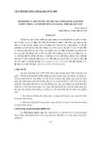 Báo cáo nghiên cứu khoa học: Tình hình và một số yếu tố liên quan đến bướu giáp đơn ở học sinh 8-12 tuổi huyện Nam Giang, tỉnh Quảng Nam