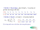 Giáo trình hướng dẫn phân tích cấu tạo cơ cấu cân bằng lực tác dụng với vận tốc chuyển động p2