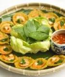 Các món ăn ngon của Việt Nam