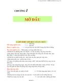 Chương 1 : giới thiệu môn học cơ lưu chất - Ts Nguyễn Thị Bảy