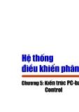 Hệ thống điều khiển phân tán - Chương 5