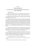 Mạng điện nông nghiệp - Chương 4