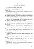 Máy nông nghiệp - Chương 5