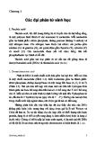 Sinh học phân tử - Chương 1